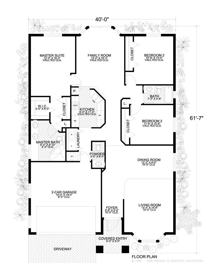 1811 9425 architect house plans for Concrete wall house plans