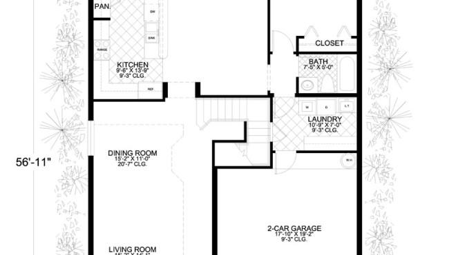 First Home Floor Plan