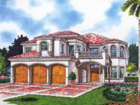 House Artistic Rendering