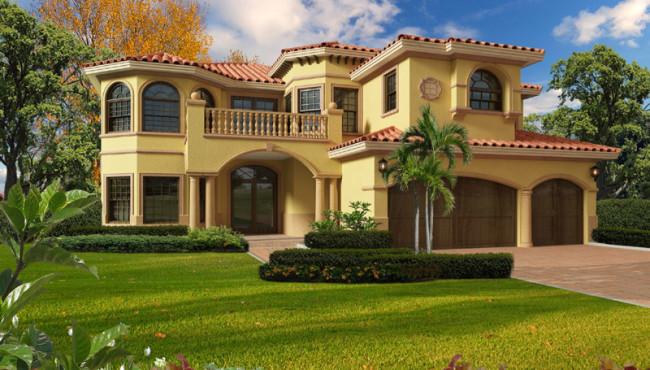 Gorgeous House Plan
