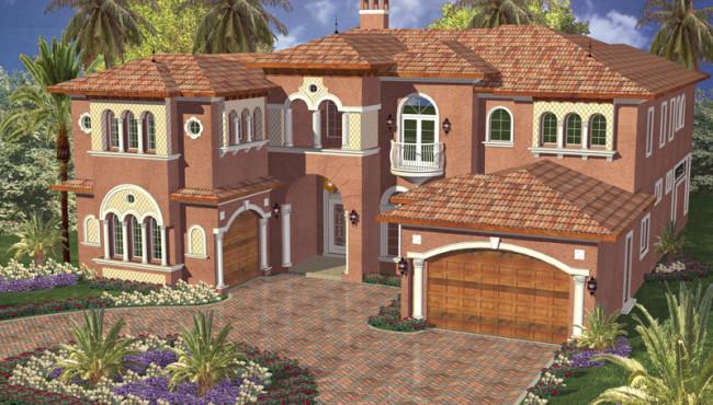 Custom Designed Home Floor Plans