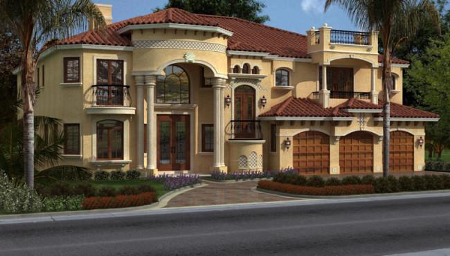 3 Car Home Plans
