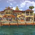 Luxury Home Rendering 5