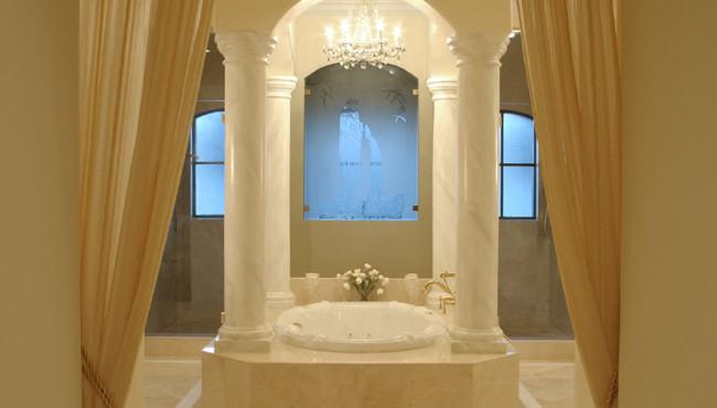 Inside of Luxury Home