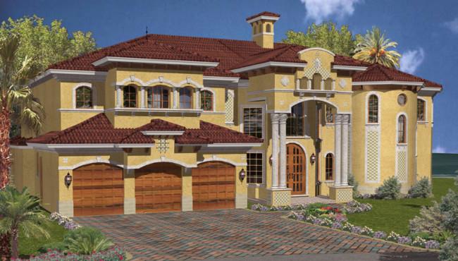 Large Luxury Home