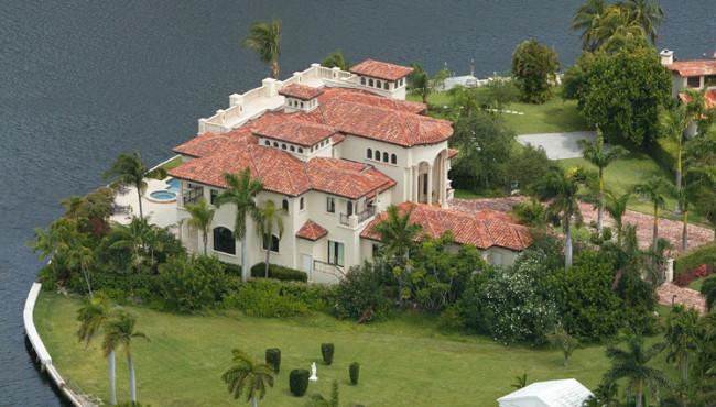 Luxury Mansion Home Plan